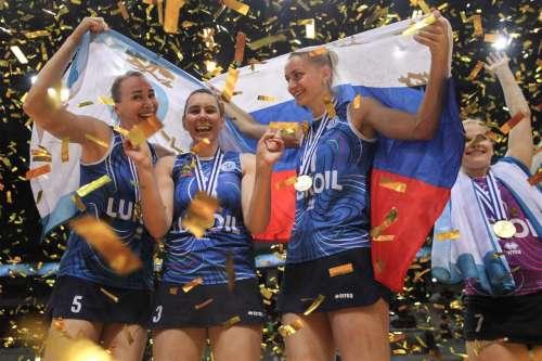 Κύπελλο δια χειρός Κοσέλεβα (το πανόραμα του CEV Cup γυναικών)