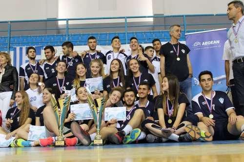 Κλικ από τους τελικούς του Πανελληνίου Σχολικού Πρωταθλήματος (photos)
