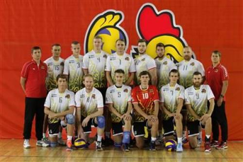 Ο Εθνικός ταξιδεύει στην Εσθονία με αντίπαλο τη Σέλβερ Ταλίν (το πανόραμα του CEV Cup)
