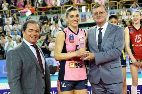 MVP η υπέροχη Πιτσινίνι