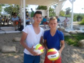 Beach Volleyleague ετών... 14