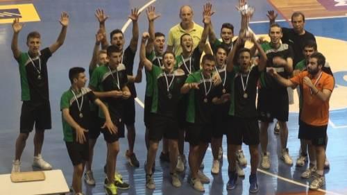 Πρωταθλητής Παίδων ο Μίλωνας και πρώτος τίτλος μετά από 50 χρόνια!(video)