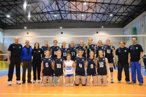 Eπίδειξη δύναμης οι νεάνιδες 3-0 την Σλοβακία