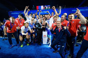 Repeat τίτλου για τη Ρωσία στο Volleyball Nations League
