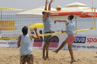 «Γεύση» από Beach Volleyleague (video)