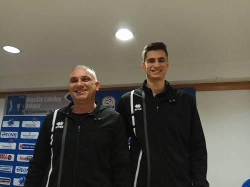 Σταματόπουλος: «Τον καλύτερο μας εαυτό, δεν ήρθαμε για βόλτα»
