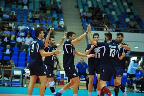 Με Τζιουμάκα διαγώνιο η Εθνική 3-1 το Αζερμπαϊτζάν
