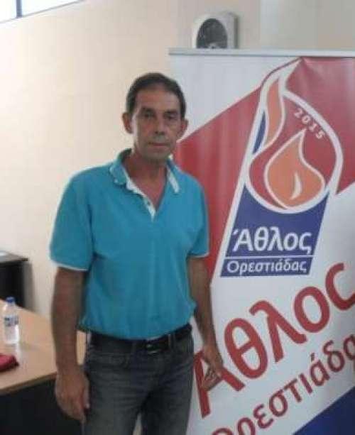 Ο Γιώργος Πασαλίδης νέος προπονητής του Άθλου Ορεστιάδας