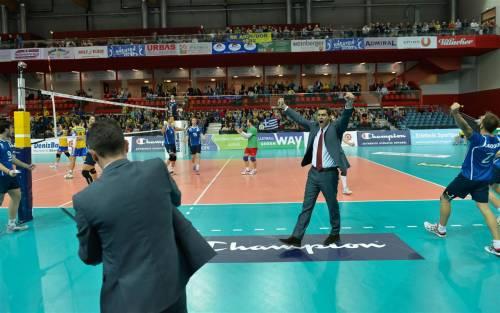 Πρώτη νίκη με «εκτελεστή» Ντιάτσκοφ