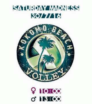 Saturday madness στο Kokomo beach bar