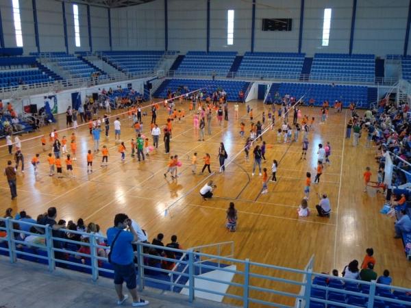 200 παιδιά στο 1ο «Baby Volley Festival» στο Περιστέρι (video - φωτό)