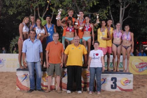 Μανδηλάρης / Αρμόνης και Κλέπκου / Κουρτίδου οι μικροί πρωταθλητές