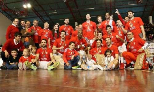 Σήκωσε το 16ο κύπελλο η Μπενφίκα με MVP Γκασπάρ