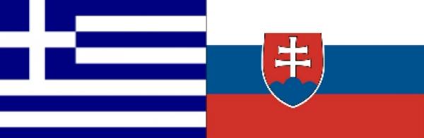 Eλλάδα - Σλοβακία 1-3