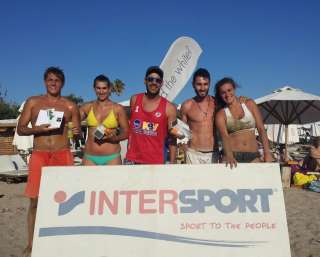 Φινάλε στα INTERSPORT Mixed Open Series by Efi Sfyri