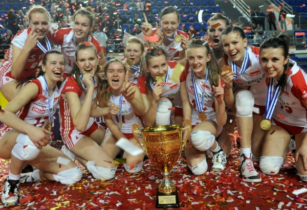 Πρωταθλήτριες Ευρώπης οι Πολωνές!