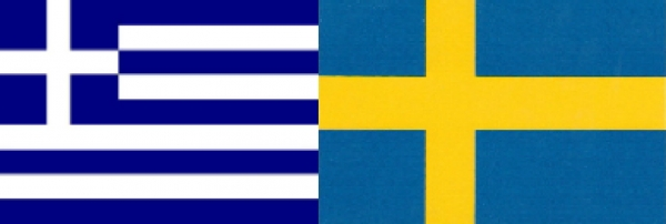 Eλλάδα - Σουηδία 3-0