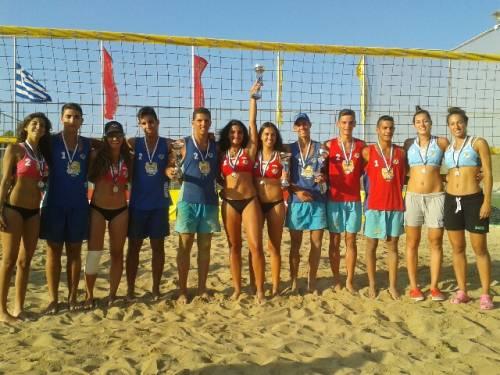 Μολδοβανίδου, Βακαλοπούλου και Γαμβρέλης, Χατζηνικολάου πρωταθλητές στο U19