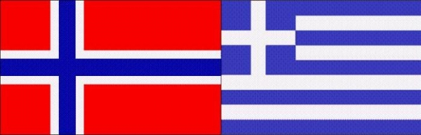 Νορβηγία - Ελλάδα 2-3