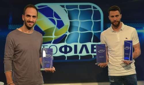 Πήραν τα βραβεία τους οι Στεφάνου, Μιγιαΐλοβιτς