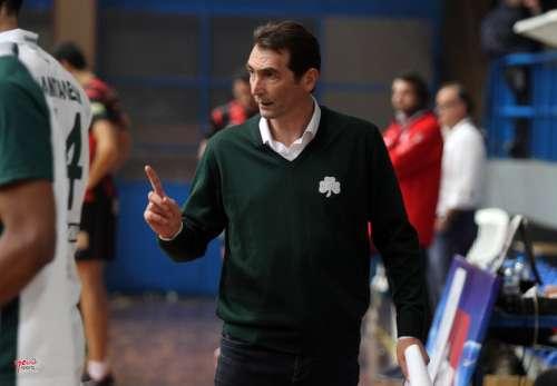 Ανδρεόπουλος: «Καταθέτουμε την ψυχή μας σε κάθε ματς»