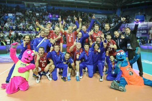 Χρυσοί και εκατομυριούχοι Ρώσοι κατέκτησαν για 3η φορά το Παγκόσμιο Λιγκ