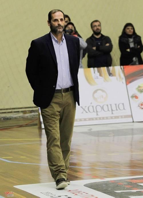 Μουστακίδης: «Με την ενέργεια του κόσμου»