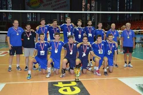 «Χρυσοί» βαλκανιονίκες παίδες!