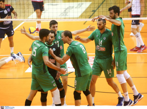 Volley League: Οι ξένοι αθλητές που έφυγαν